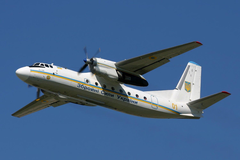 самолет Ан-26