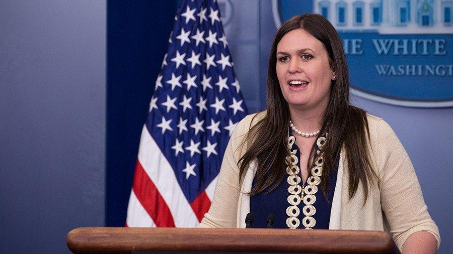Відставка прес-секретаря Білого дому: що відбулося насправді