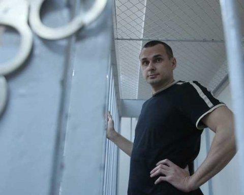Сенцов перетворить власне ув'язнення на п'єсу: стало відомо коли