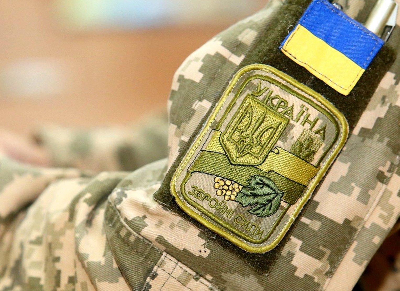 Украинские военные провели ночные стрельбы: яркие фото