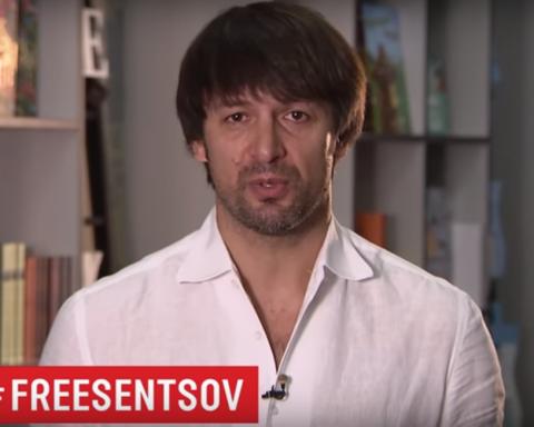 Шовковский выступил в поддержку узника Кремля Сенцова