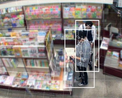 У Японії створили камеру спостереження, яка розпізнає злодіїв