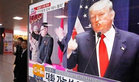 Трамп и Ким Чен Ын обсудят денуклеаризацию Корейского полуострова