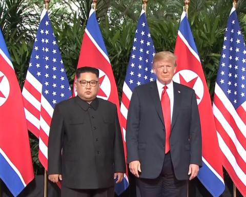 Чем кормили Трампа и лидера КНДР на встрече: опубликовано меню
