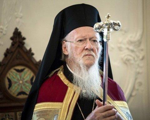 Українські агенти Кремля намагалися обдурити Вселенського Патріарха