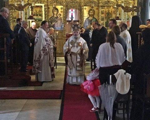 Москве на зло: Патриарх Варфоломей лично принял украинских просителей автокефалии