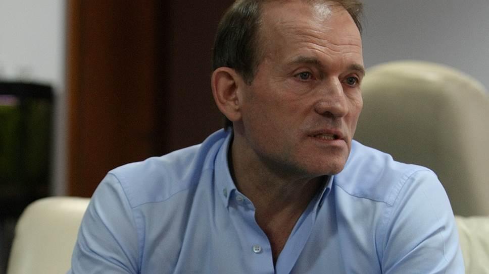 Чаплига: реальним переможцем рейтингу «Політик року» за версією КМІС і «Демініціатив» є Медведчук