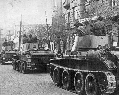 Украина потребовала от Германии компенсации за Вторую мировую