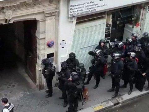 Захоплення заручників у Парижі: поліція затримала порушника