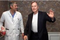 Лікаря Буша-старшого застрелили під час прогулянки