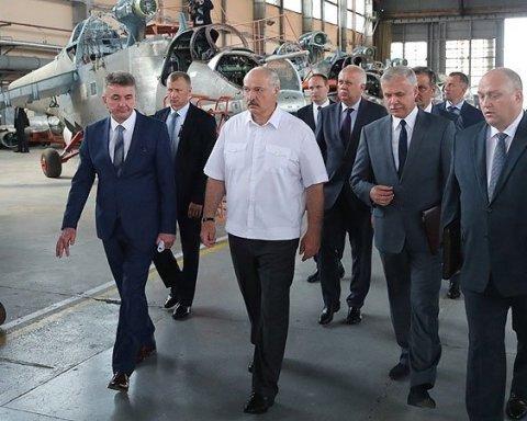 Лукашенко национализировал украинский завод