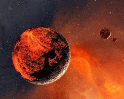 Ученые обнаружили на Марсе озеро