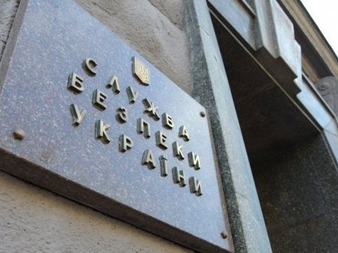 СБУ задержали патрульного на получении крупной взятки