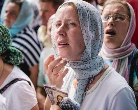 Крещение Руси: под Киевом начали останавливать автобусы с «адептами» московского патриархата