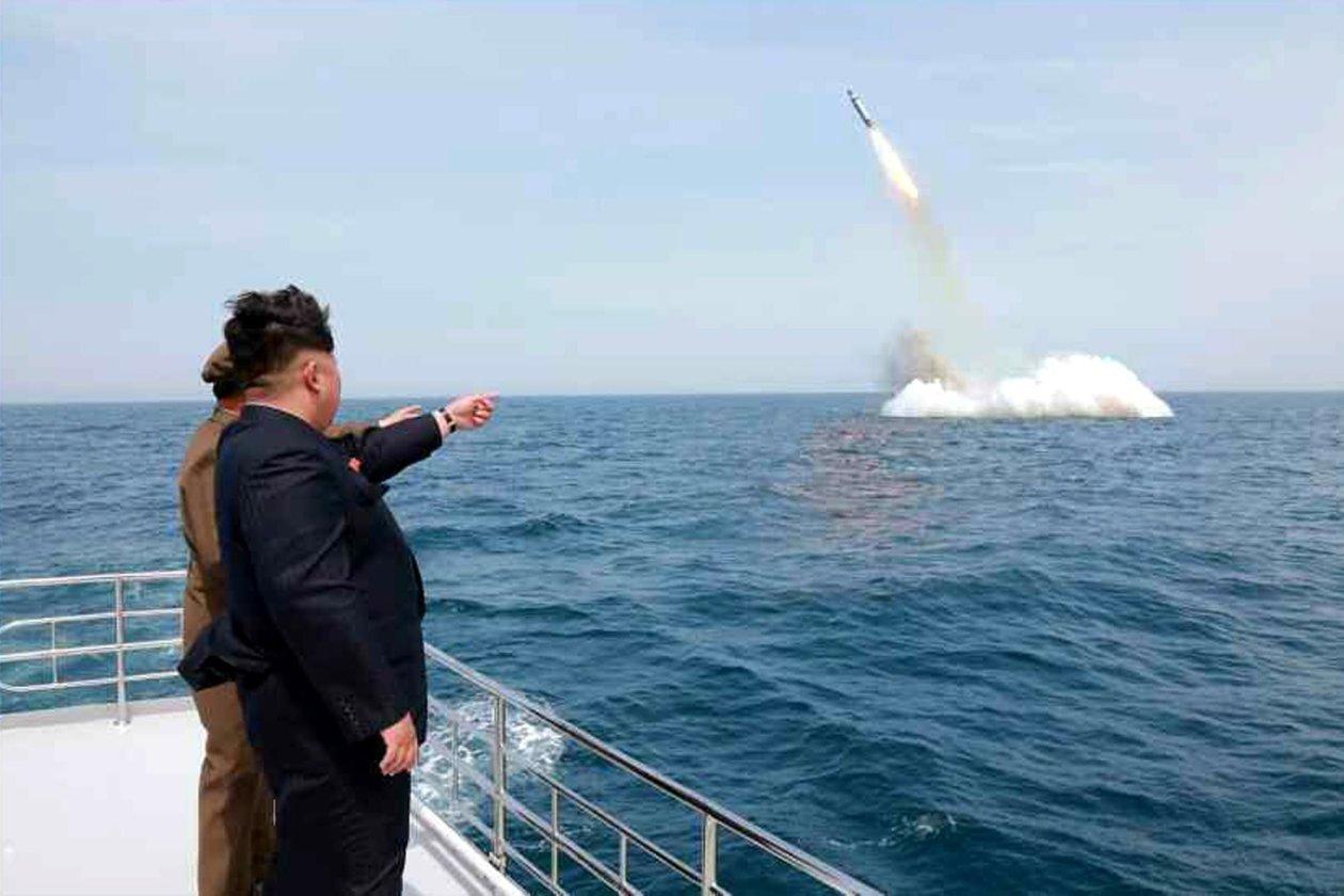 WSJ: Північна Корея будує атомний човен всуперед домовленості з Трампом
