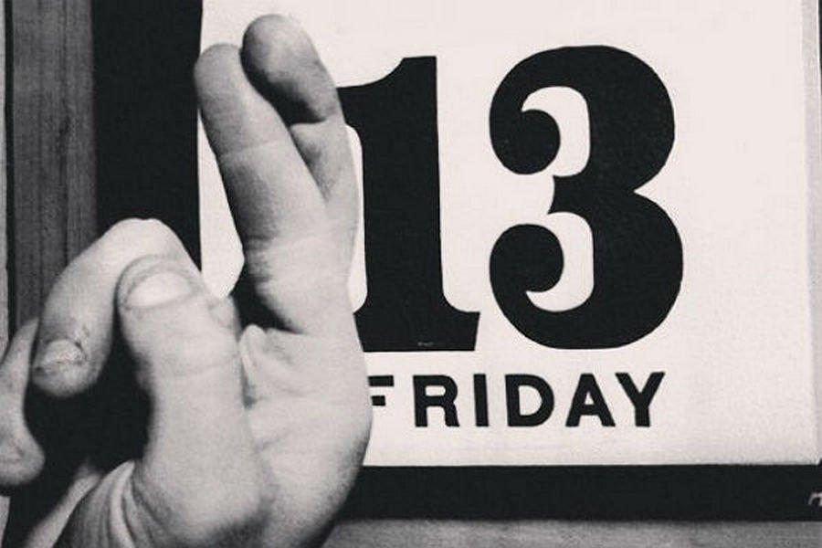 П'ятниця 13: чого категорично не можна робити в цей день
