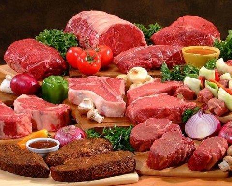 В Україні стрімко росте ціна на м'ясо