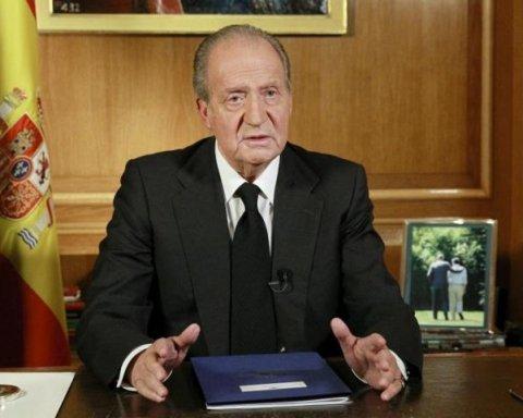 Іспанія припинить переслідувати короля-втікача  Хуана Карлоса