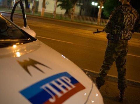 Бойовики несподівано посилили заходи безпеки у Луганську: перевіряють документи і збільшують патрулі