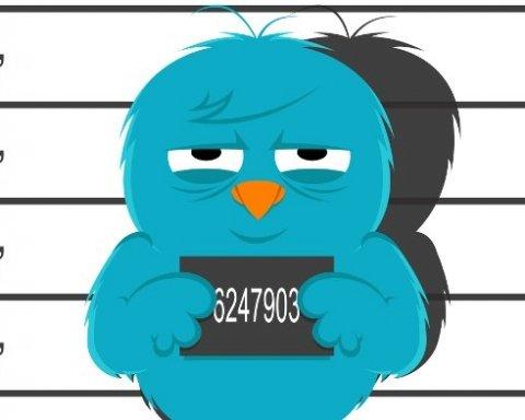 Twitter закрывает по 30 миллионов аккаунтов в месяц