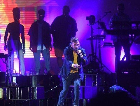 В Москве отменили концерт Gorillaz: подробности