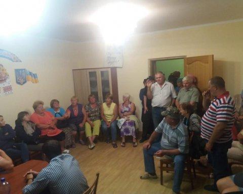 Депутатів закрили в сільраді