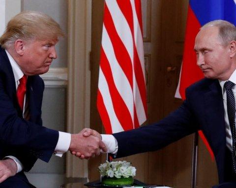 »Раздувают мировой пожар»: встречу Трампа и Путина высмеяли в остроумной карикатуре