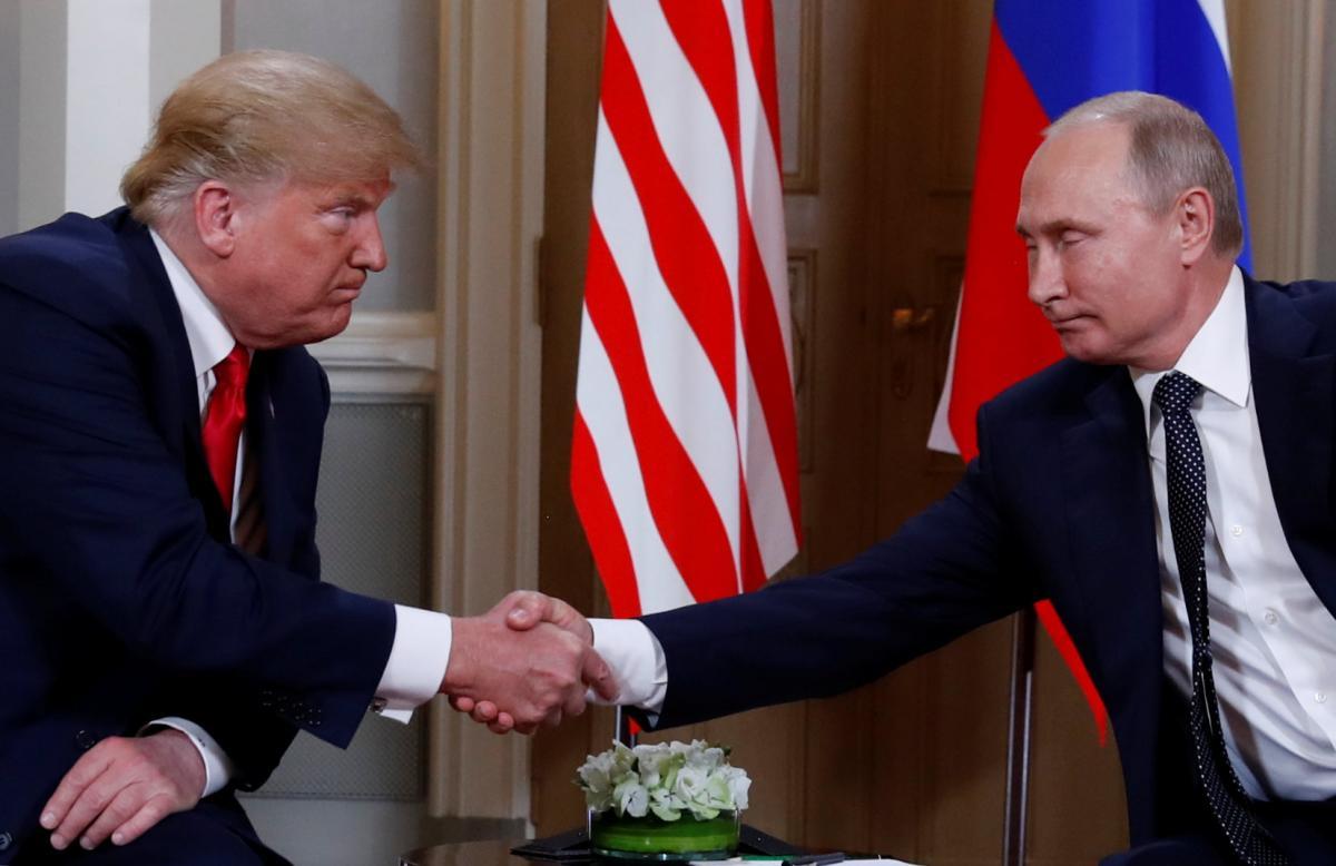 Историческая встреча в Хельсинки: о чем говорили Путин и Трамп