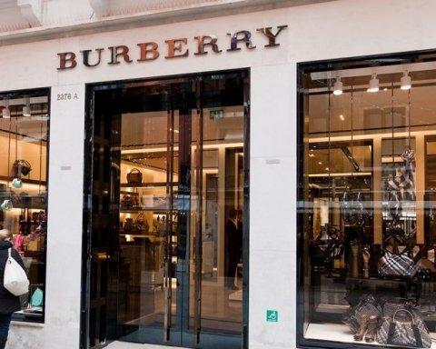 Модний бренд Burberry спалив одягу на $37 мільйонів