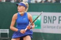 Украинская теннисистка победила  на турнире ITF в Риме