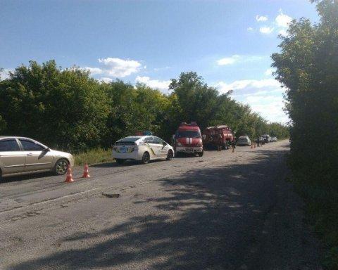В жутком ДТП на трассе погиб украинский военный