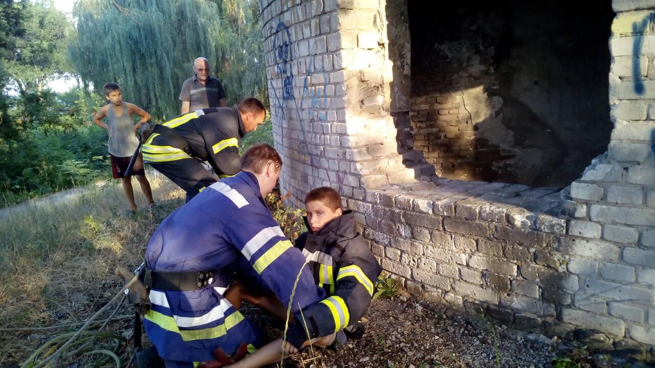 Підліток провалився у резервуар насосної станції