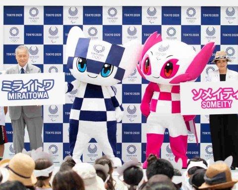 Представлено талісмани Олімпіади-2022 в Японії: у них дивна зовнішність і складні імена