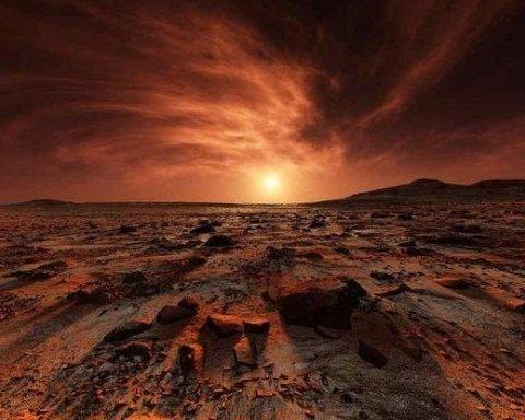 NASA випадково знищило життя на Марсі