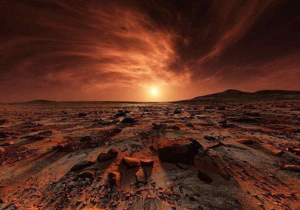 NASA случайно уничтожило жизнь на Марсе