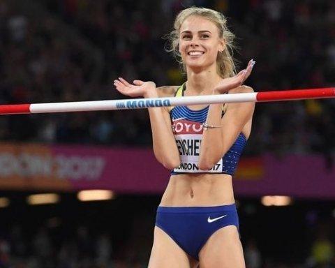 Самая привлекательная спортсменка Украины снялась в смелой фотосессии