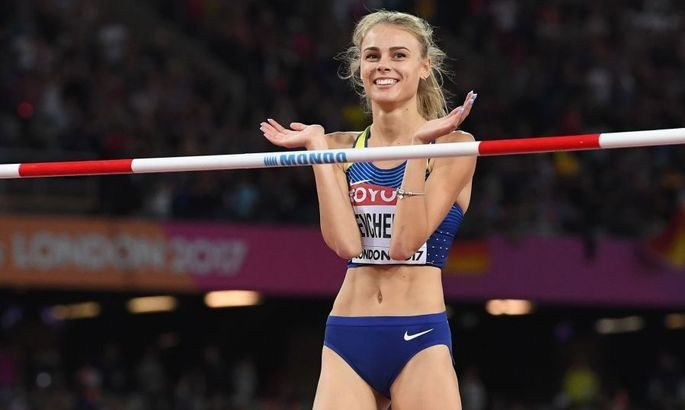 Украинские легкоатлетки получили две медали на втором этапе Бриллиантовой Лиги