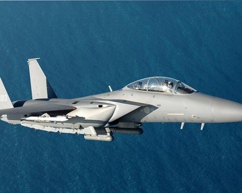 Южнокорейские истребители поднялись на перехват самолетов РФ