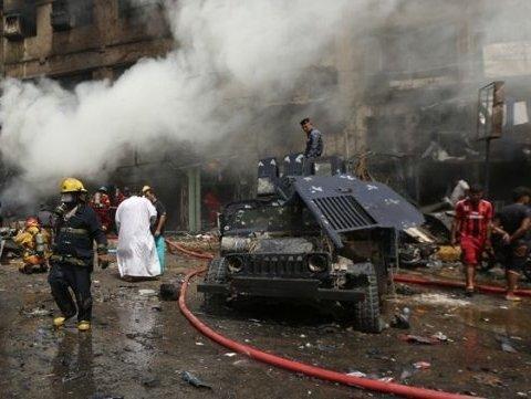 В Іраку вибухнуло нафтове місто: є постраждалі