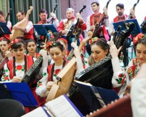 В Киевской области закрыли единственную школу кобзарей