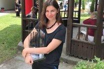 Українська письменниця отримала престижну премію в Німеччині