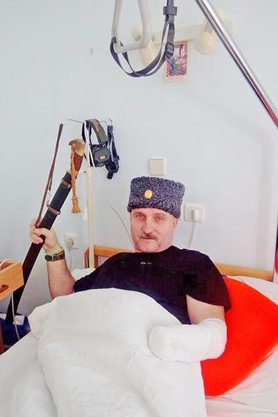 """Раптово помер герой Майдану, який називав себе """"донецьким бандерівцем"""""""