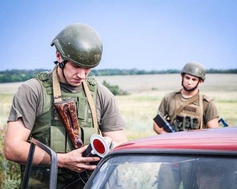 На Донбассе задержали подозреваемых в связи с «ДНР»