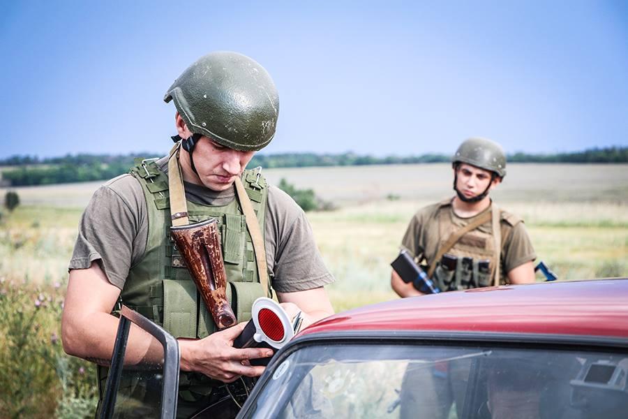 """На Донбасі затримали підозрюваних в зв'язках з """"ДНР"""""""