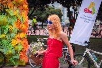 У Києві пройшов жіночий велопарад