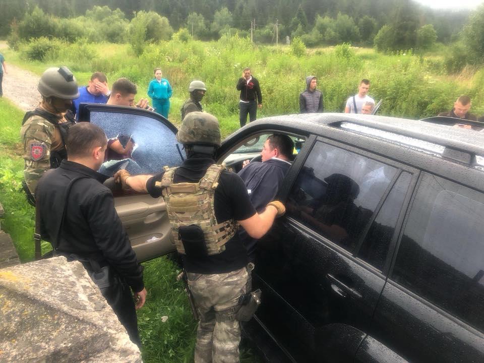 Луценко сообщил об аресте Москаля