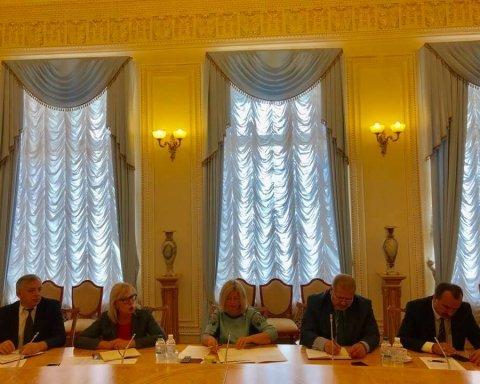 Родственники украинских политзаключенных не нужны государству