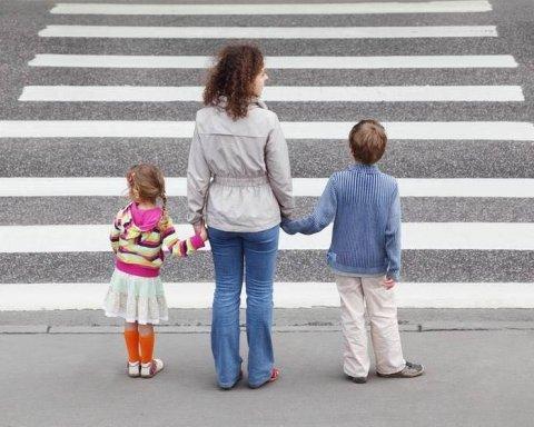 Сумна статистика: стало відомо, скільки дітей загинуло в результаті аварій