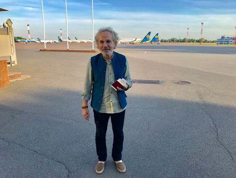 Свободу Сенцову: Савик Шустер обратился к «страны надзирателей и убийц»