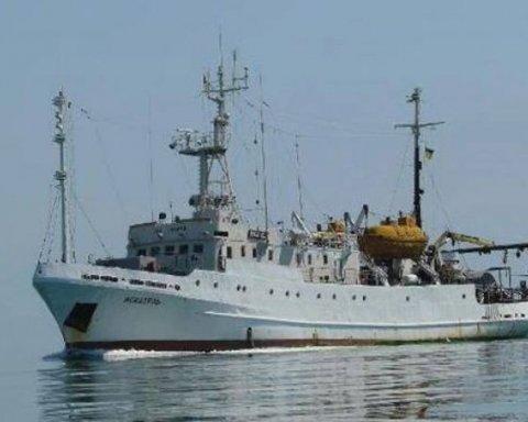 Украина ищет газ в Черном море